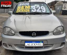 CHEVROLET CORSA 1.6 MPFI GLS SEDAN 2000