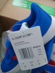 Tênis Adidas  infantil 25