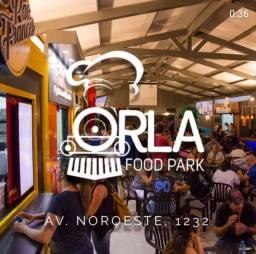 Aluguel de Cabine no Orla Food Park