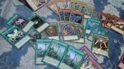 Pack com 180 Cards de Yu-Gi-Oh!