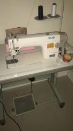 Máquina costura reta industrial - Bruce