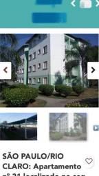 Rio Claro- apartamento 2 dormitório