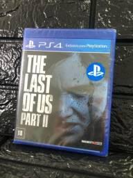 Jogo The Last of Us - Part 2 p/ PS4 ( LACRADO )