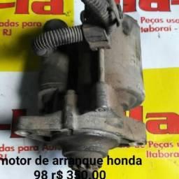 Motor de Arranque Honda 98