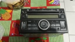 Rádio Nissan original