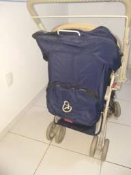 Carrinho de bebê Burigotto 2 meses de uso