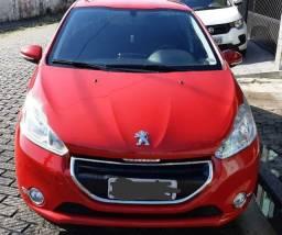 Peugeot - 208 Active 1.5 - 2014 / Troco por kangoo ou Fiorino