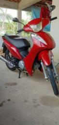 Vendo Biz 2011 cor vermelho...