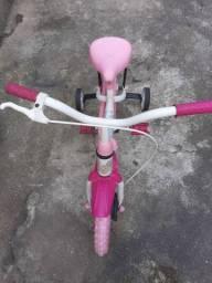 Bicicleta de criança.
