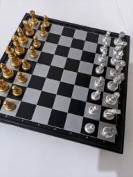 Tabuleiro de Xadrez magnético