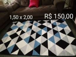 Lindos tapetes geométricos