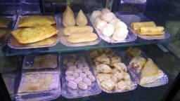 Frente balcão padaria