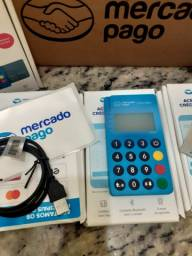 Maquininha Mercado pago (point mini Blue)