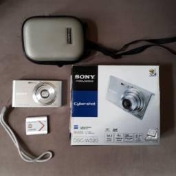 Camera Sony DSC-W320 14.1 mega pixels
