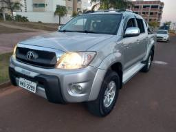 Toyota Hilux ano 2009 extra