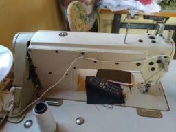 Maquina de costura industrial reta lanmax