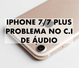 Promoção!!! Reparo no Codec de áudio do iphone 7/7 plus