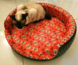 Bed Dog Cat
