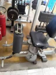 Vendo máquinas e equipamentos de academia