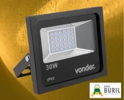 Refletor LED 30W 6500K RLV030 IP65 Vonder