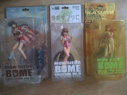 3 Mon-Sieur Bome Figures volumes 18, 25 e 14