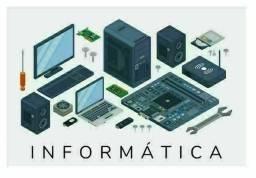 Formatação,manutenção e otimização de computadores, notebooks e afins