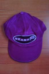 Boné SMS Bears Universidade dos EUA original R$ 31,00