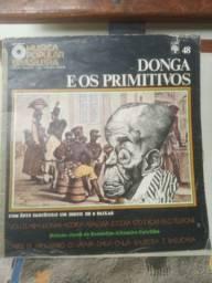 LP Vinil Donga e Os Primitivos MPB