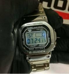 Relógio G-Shock GMW-B5000 Prata
