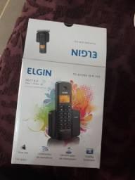 Telefone sem fio semi novo