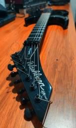 Guitarra Washburn Renegade WM24vb + Seymour Duncan SH12 Merah + Randall Ultra XL