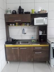 Cozinha+cuba de inox