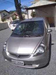 Honda Fit ano 2006/2006 Dourado