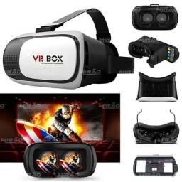 Óculos VR Box de Realidade Virtual para Smartphone!