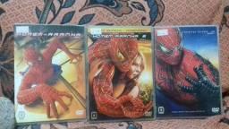 DVDs em ótima conservação