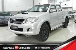 Toyota Hilux Srv 4X4 Automática Lacrada Totalmente Revisada Procedência TOP