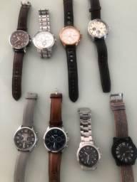 Relógios Fóssil/Guess//DKNY/Tommy