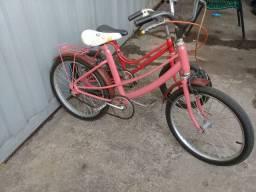 vende ou troca por outra bicicleta feminina aro 24