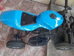 Mini quadriciclo infantil
