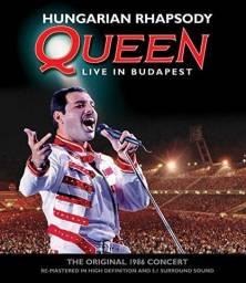 Blu ray Queen- Hungarian Rhapsody