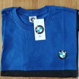 Camiseta BMW lançamento