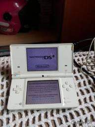 Nintendo DS - bem usado - bloqueado - leiaa