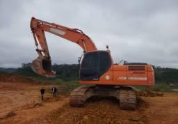 Escavadeira Hidráulica Doosan EDC 225