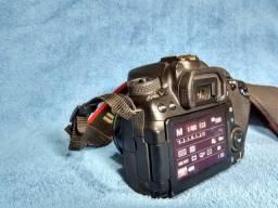 Câmera Canon 70D (somente o corpo)