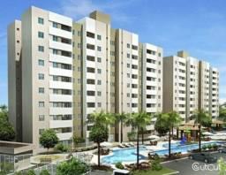 Apartamento no Condomínio Morada Real Residencial Clube