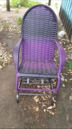 Cadeiras novas - parcelamos no crediário ou cartão