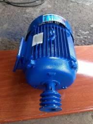 Motor 10 CV Alta Rotação Trifasico