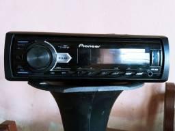 Vendo Aparelho de som Pioneer ,2 bocas de 12 e 2 cornetas usadas