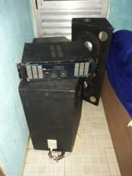 Amplificador na garantia op 5.000