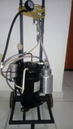 Compressor Só No Ponto de Usar